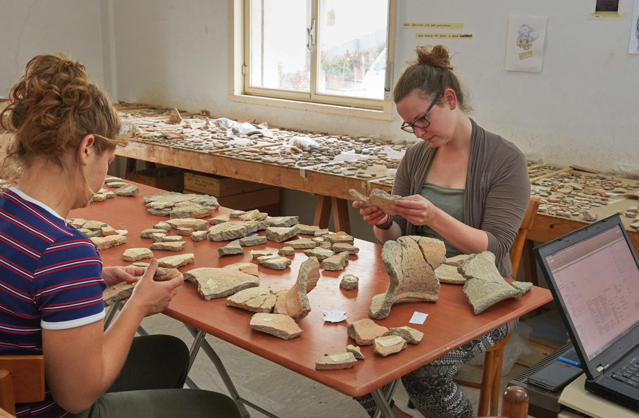 Klassische Archäologie Studium
